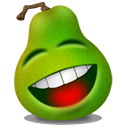 {pear}:laugh:
